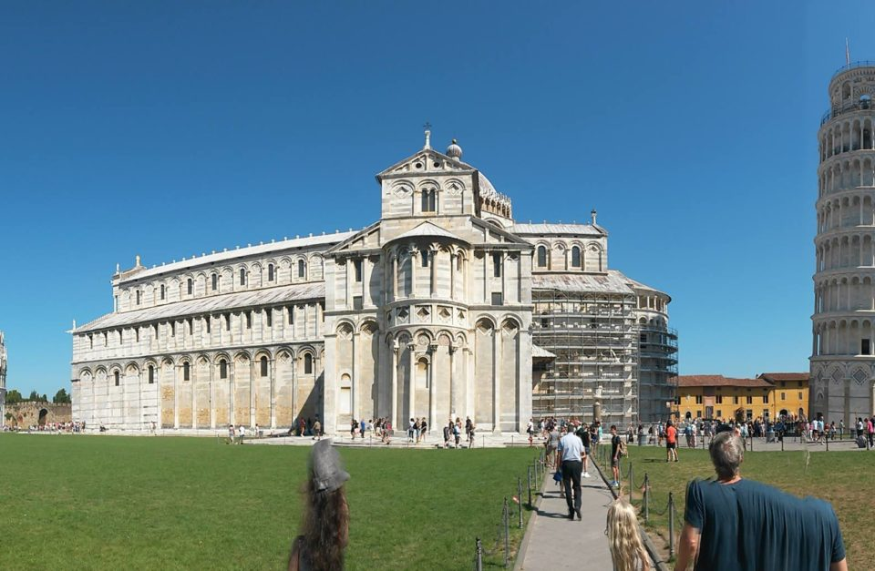 Pisa and Lucca Private Tour