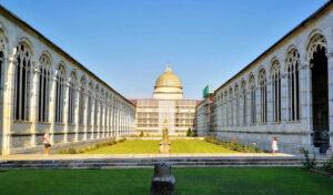 Pisa Monumental Cemetery Campo Santo